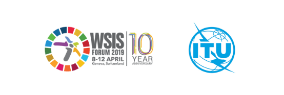 Sponsors of World XR at WSIS 2019 in Geneva, organized by ITU